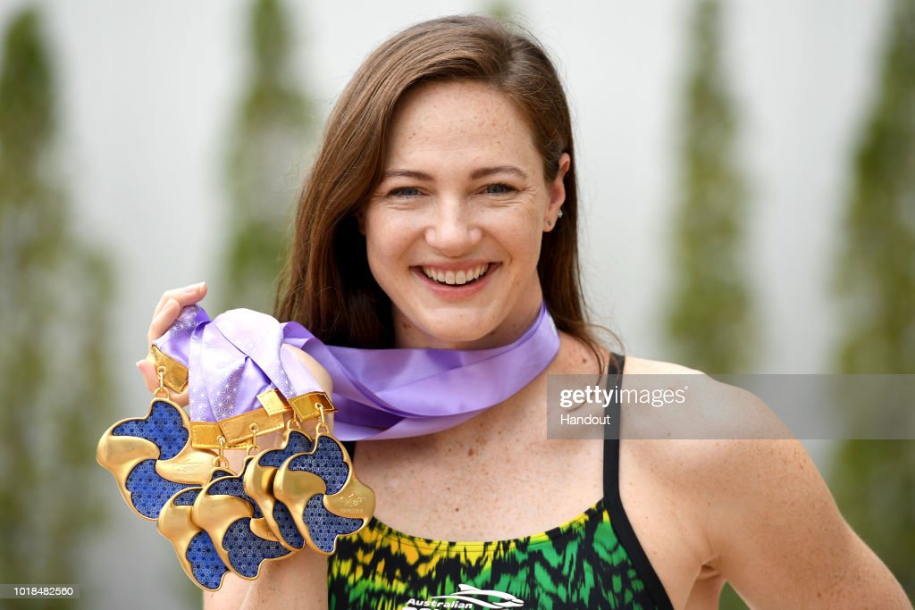 Cate Campbell Portrait Shoot