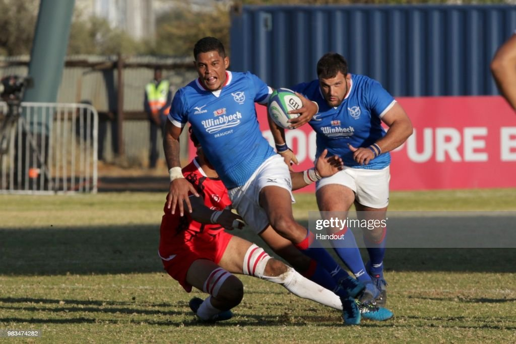 Namibia v Tunisia - Rugby Africa Gold Cup