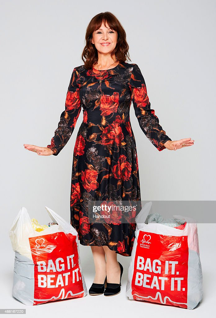 Arlene Phillips Launches The British Heart Foundation's 'Bag It, Beat It' Campaign