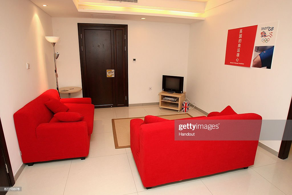 Team GB Athletes Olympic Accomodation Photos and Images Getty Images