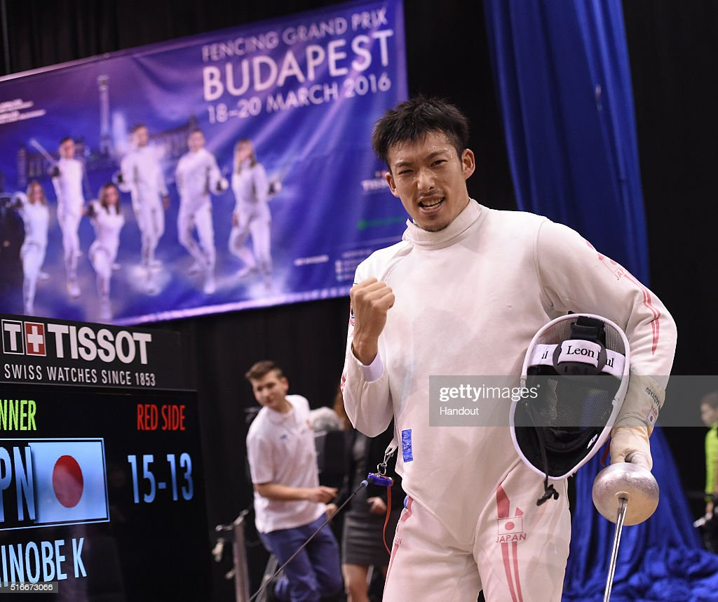 FIE WESTEND Grand Prix in Budapest - Day 3 : News Photo