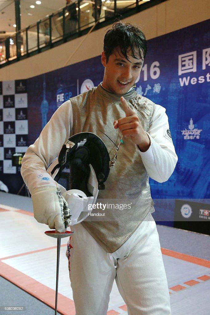 FIE Shanghai Grand Prix