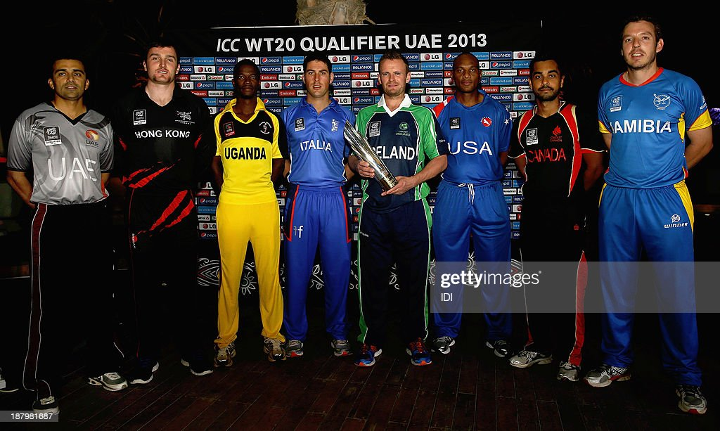 ICC World Twenty20 Qualifier - Evening Reception