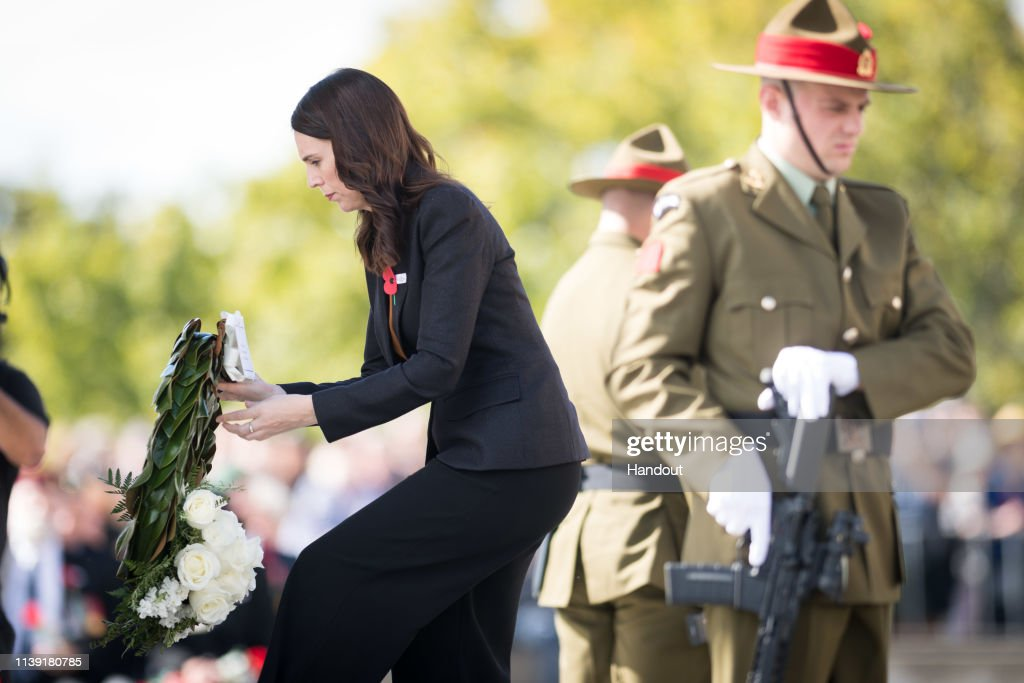 The Duke Of Cambridge Prince William Visits New Zealand : News Photo