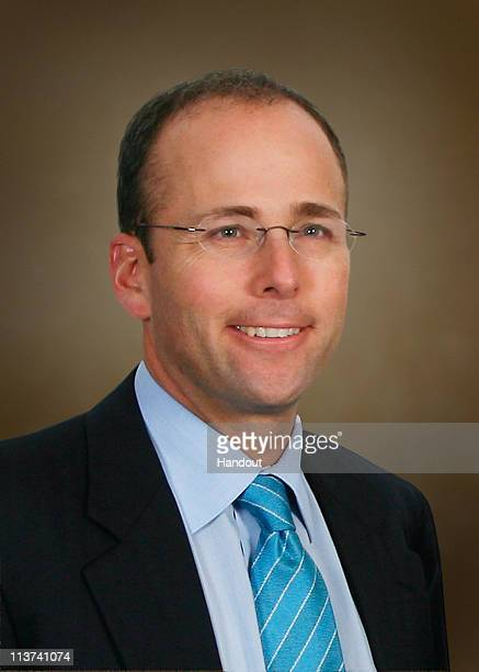 In this handout image provided by the NFL Jonathan Kraft of the New England Patriots poses for his 2010 NFL headshot circa 2010 in Foxborough...