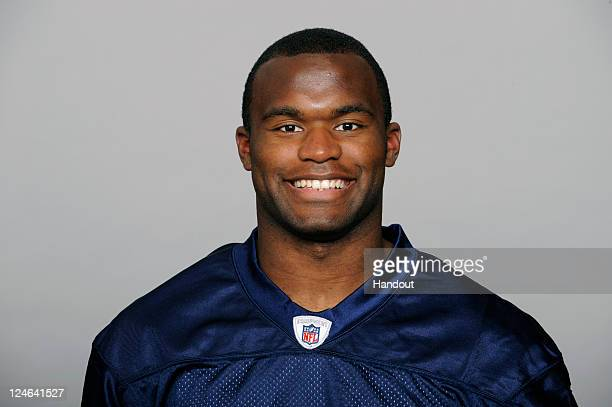 In this handout image provided by the NFL Myron Rolle of the Tennessee Titans poses for his NFL headshot circa 2011 in Nashville Tennessee