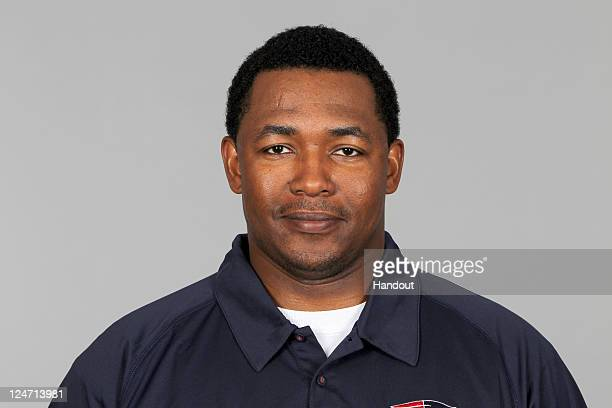 In this handout image provided by the NFL Patrick Graham of the New England Patriots poses for his NFL headshot circa 2011 in Foxborough Massachusetts