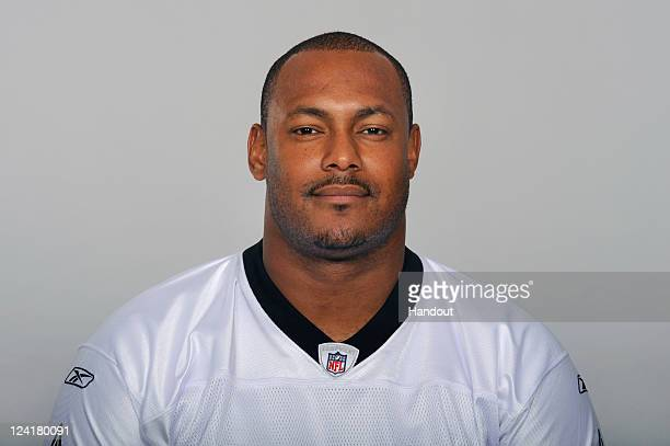 In this handout image provided by the NFL Will Smith of the New Orleans Saints poses for his NFL headshot circa 2011 in Metairie Louisiana