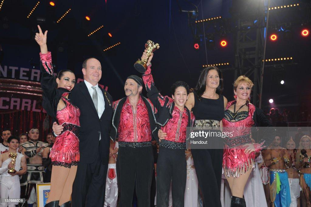Closing Ceremony - Monte-Carlo 36th International Circus Festival