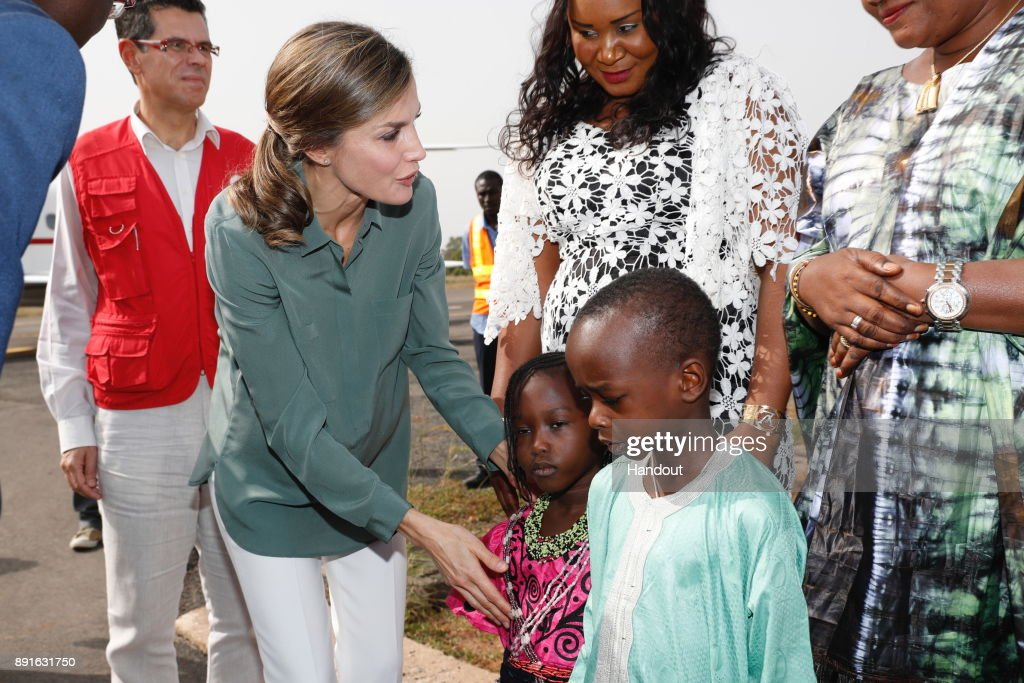 Day 3 - Queen Letizia of Spain Visits Senegal