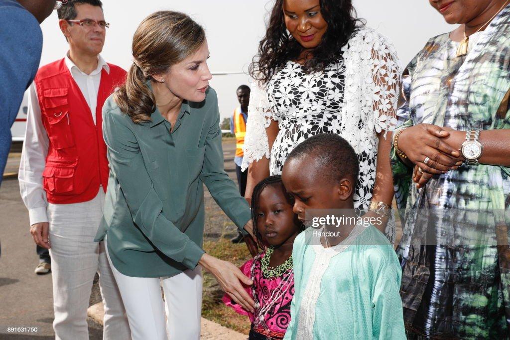 Day 3 - Queen Letizia of Spain Visits Senegal