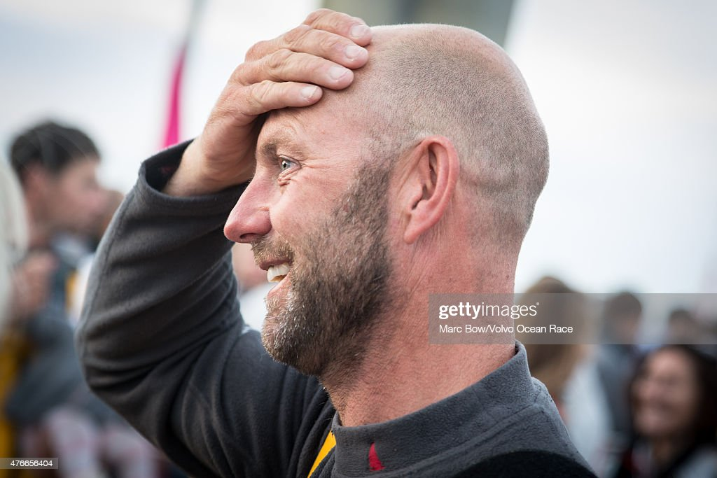 Volvo Ocean Race 2014-2015 - Leg 8