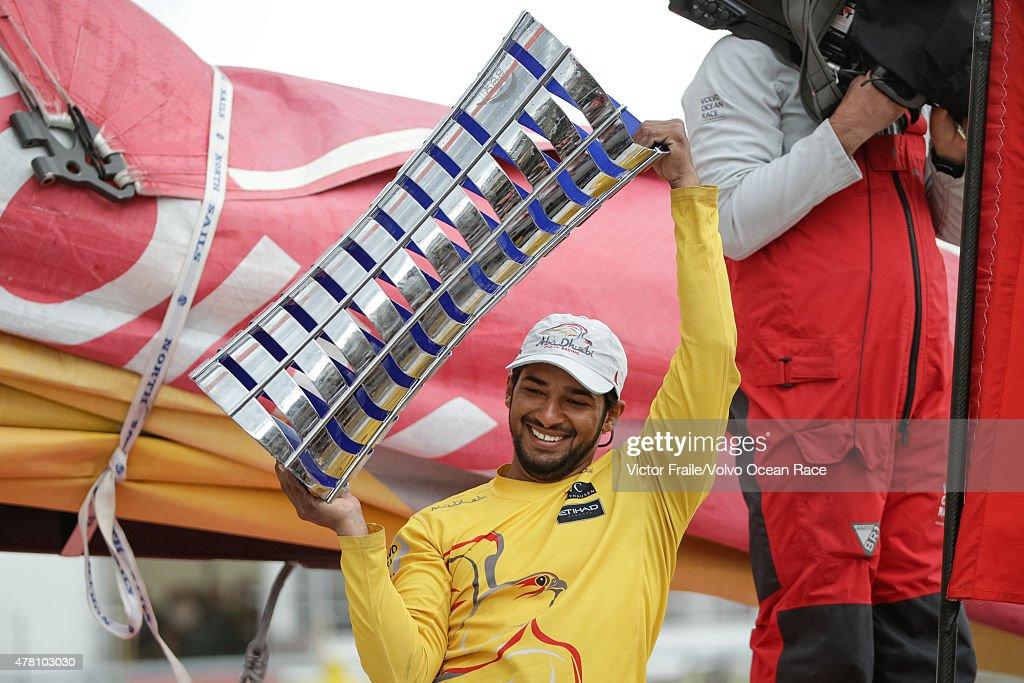 Volvo Ocean Race 2014-2015 - Leg 9 Finish