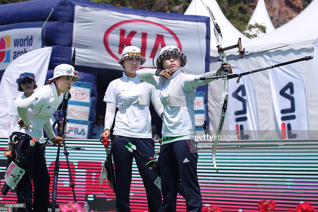 Archery World Cup 2014 Stage 3