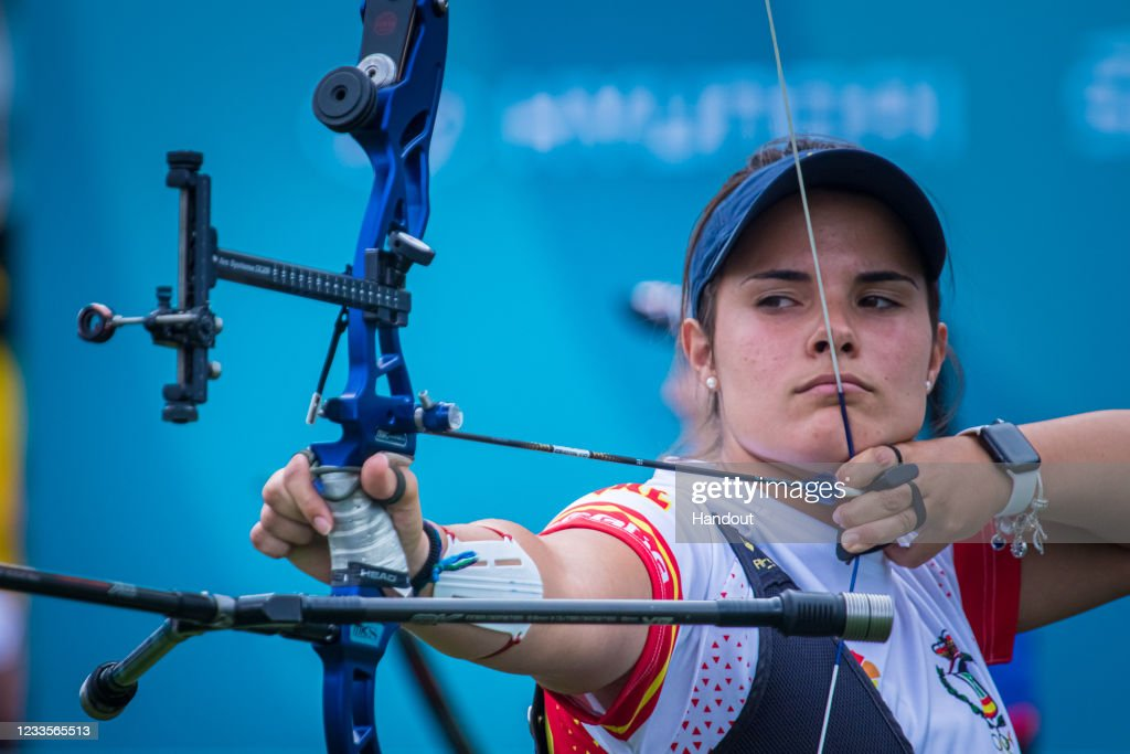 Final Olympic Archery Qualifier - Paris : News Photo
