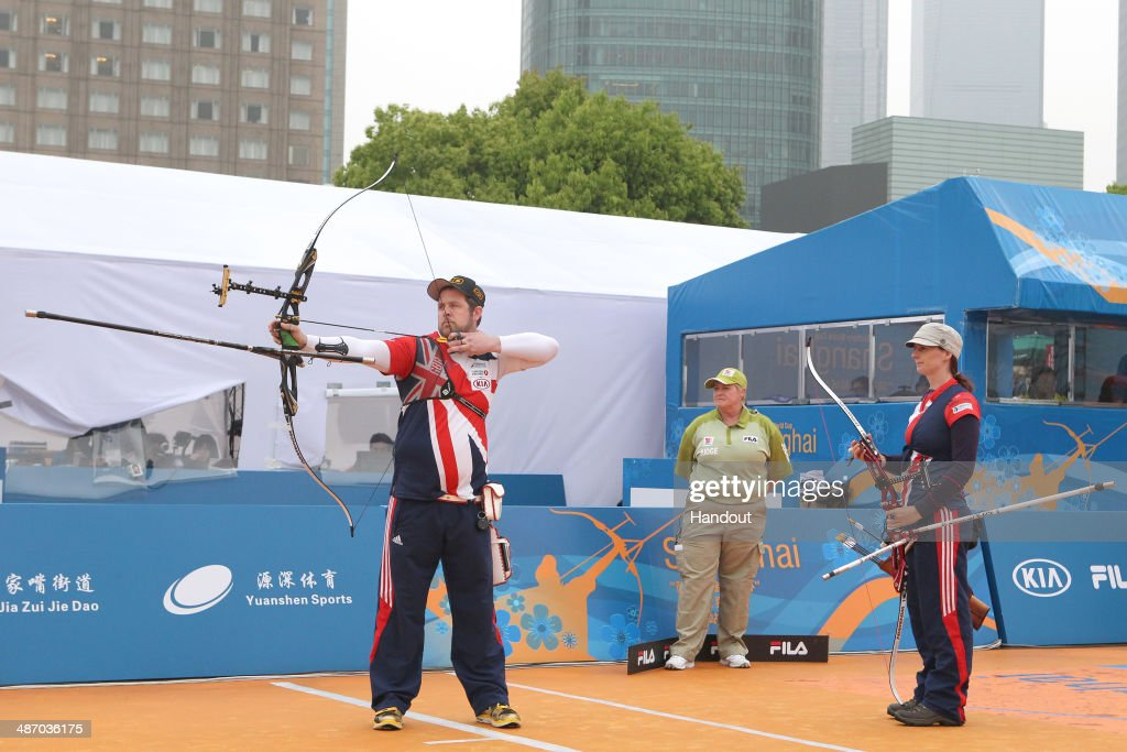 Archery World Cup 2014 Stage 1