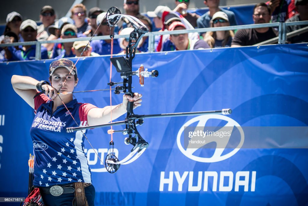 Salt Lake City 2018 Hyundai Archery World Cup