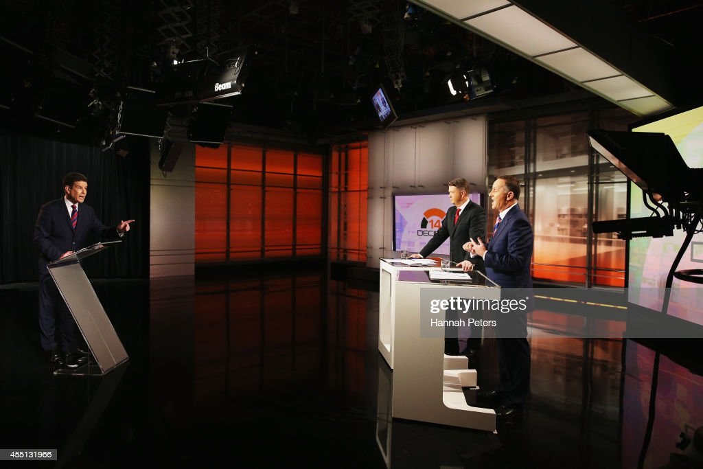 TV3 Leaders Debate 2014