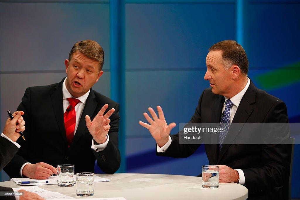 TVNZ Leaders Debate