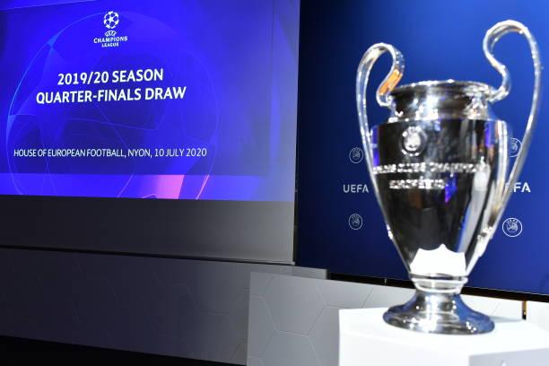 CHE: UEFA Champions League Draw