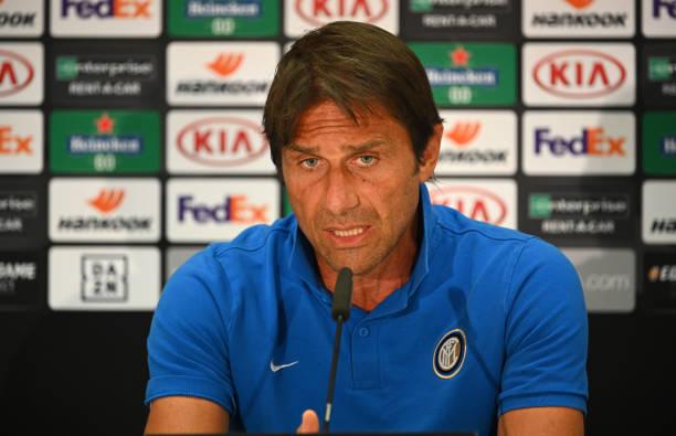 DEU: Inter Milan Press Conference