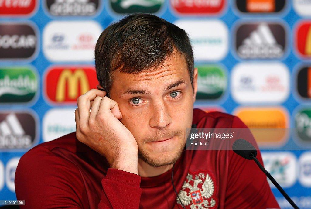 Euro 2016 - Russia Press Conference