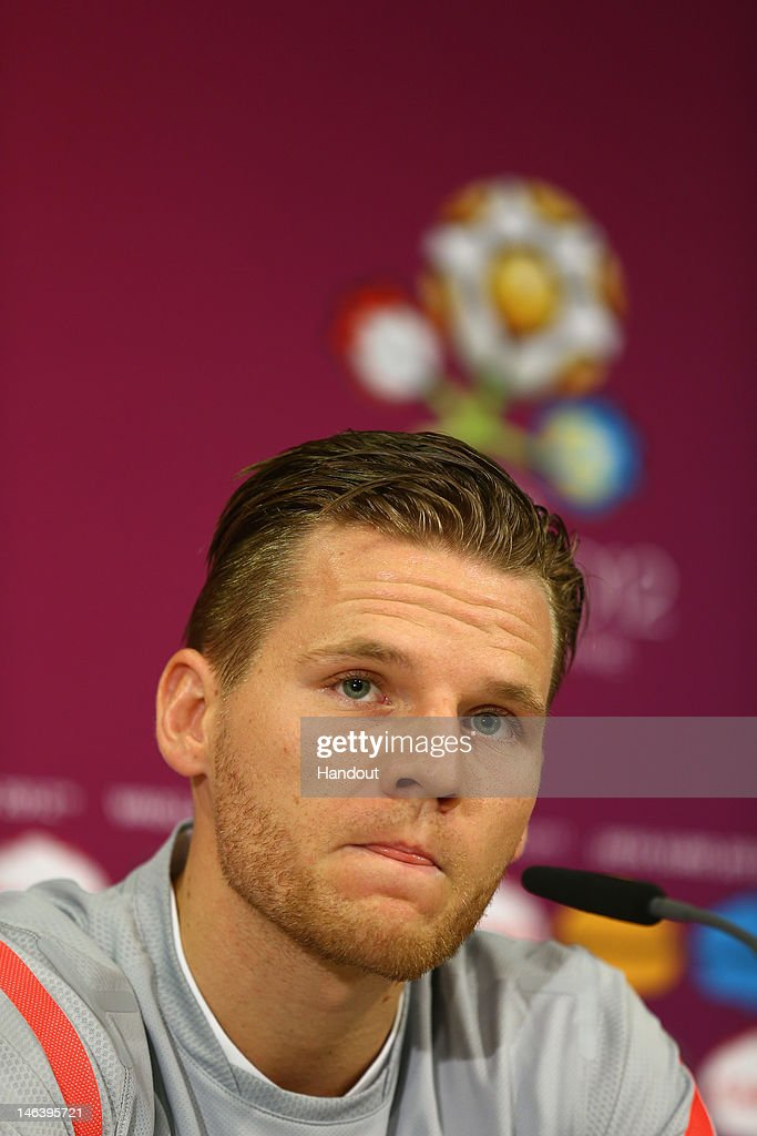 Poland Training and Press Conference - Group A: UEFA EURO 2012