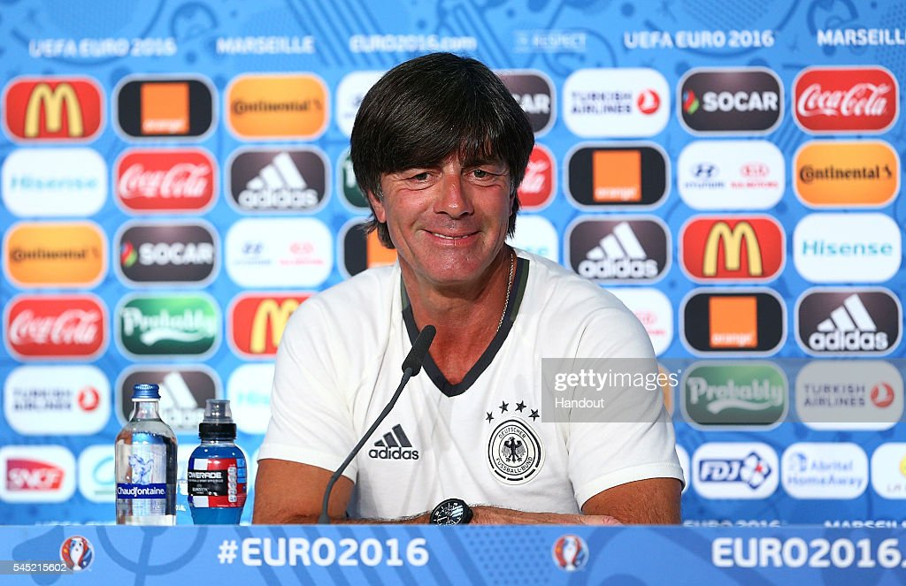 Euro 2016 - Germany Press Conference : ニュース写真