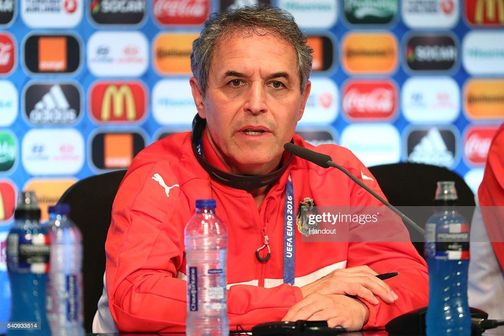 Euro 2016 - Austria Press Conference
