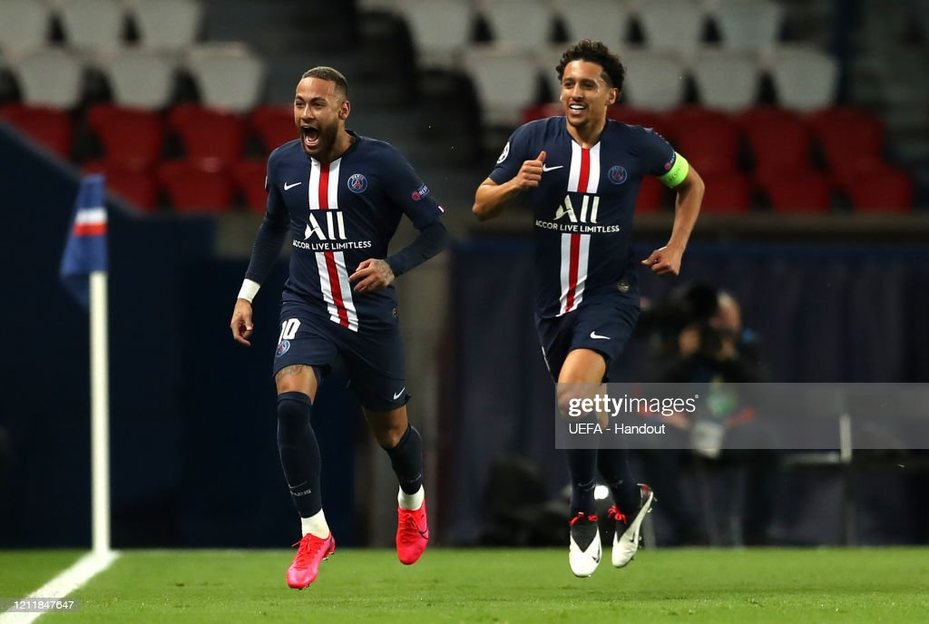 Paris Saint-Germain v Borussia Dortmund - UEFA Champions League Round of 16: Second Leg : ニュース写真
