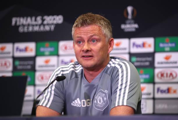 DEU: Manchester United Press Conference