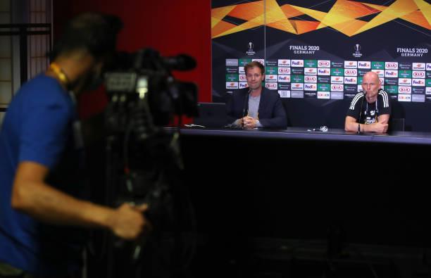 DEU: FC Kobenhavn Press Conference