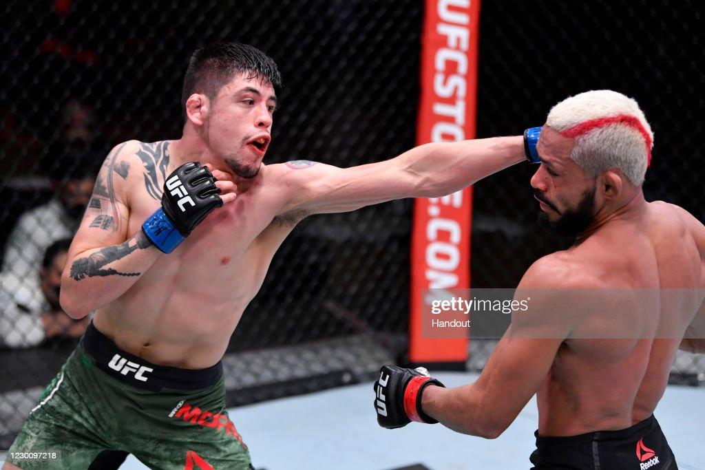 UFC 256: Figueiredo v Moreno : ニュース写真