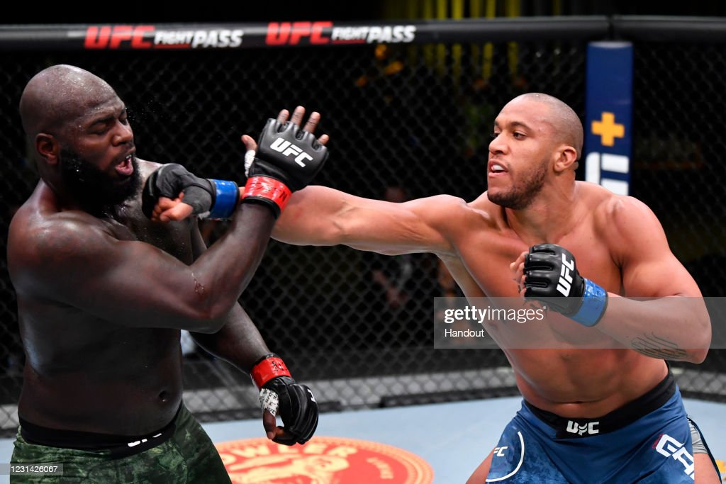 UFC Fight Night: Rozenstruik v Gane : News Photo