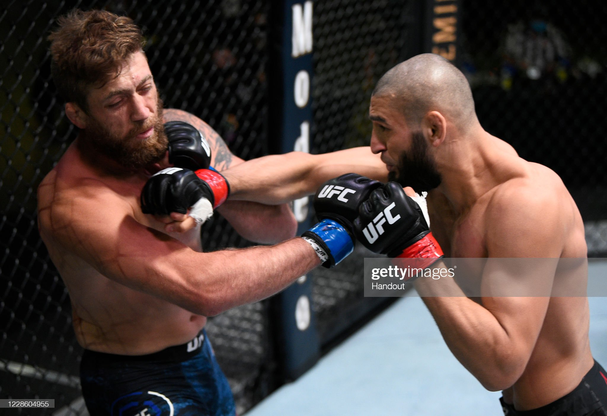 UFC Fight Night: Chimaev v Meerschaert : News Photo