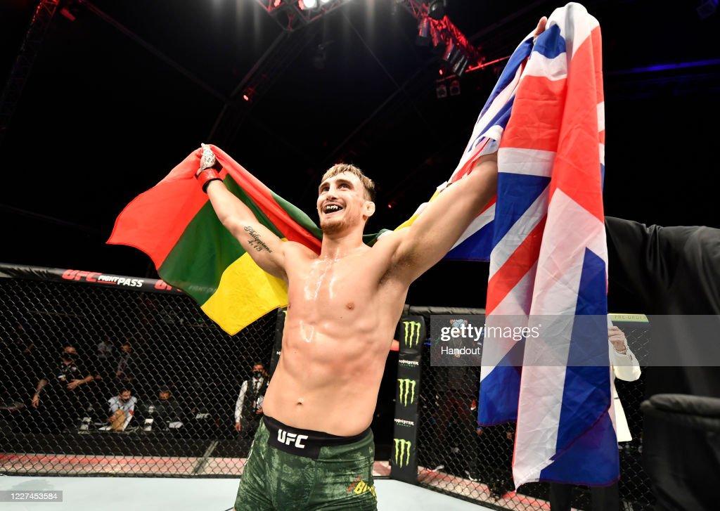 UFC Fight Night: Bukauskas v Michailidis : News Photo