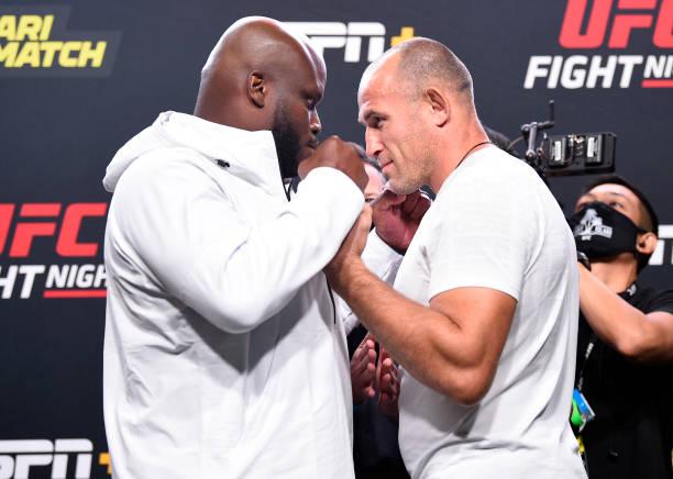 NV: UFC Fight Night Lewis v Oleinik:  Weigh-Ins