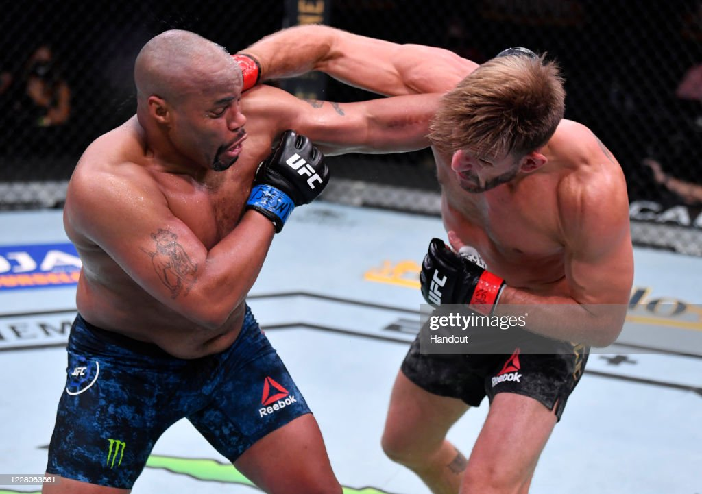 UFC 252: Miocic v Cormier 3 : News Photo
