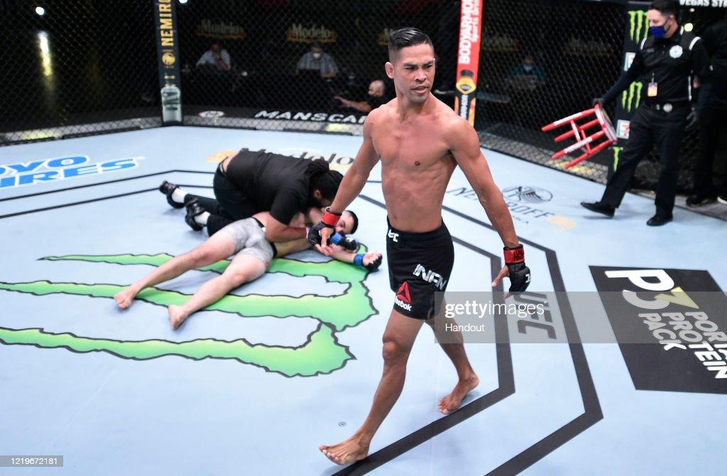 UFC Fight Night: Nam v Adashev : News Photo