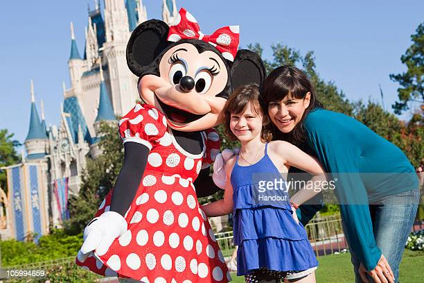 In this handout image provided by Walt Disney Studios actress Catherine Bell star of the Lifetime Network drama series Army Wives poses with her...
