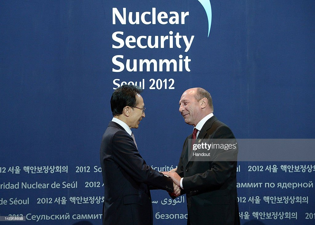 2012 Seoul Nuclear Security Summit Begins