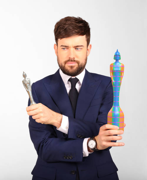 GBR: The BRIT Awards 2021 Host - Jack Whitehall