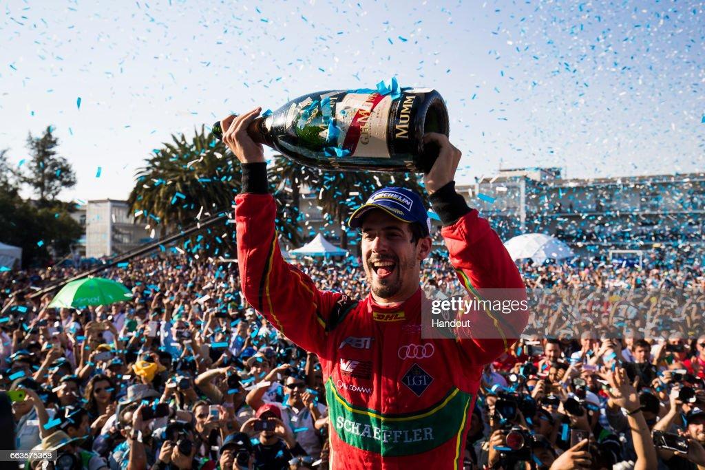 Formula-E Championship 2017 - Mexico City