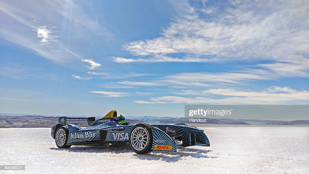 all electric formula e car runs on the greenland ice cap photos and rh gettyimages in