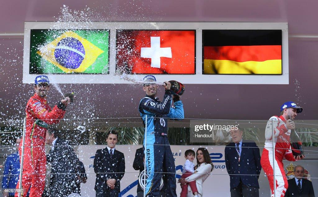 Formula-E Championship 2017 - Monaco