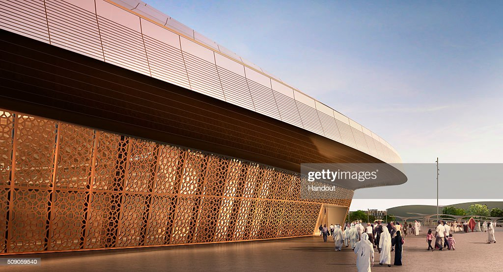 General views of Venues for 2022 FIFA World Cup Qatar : News Photo