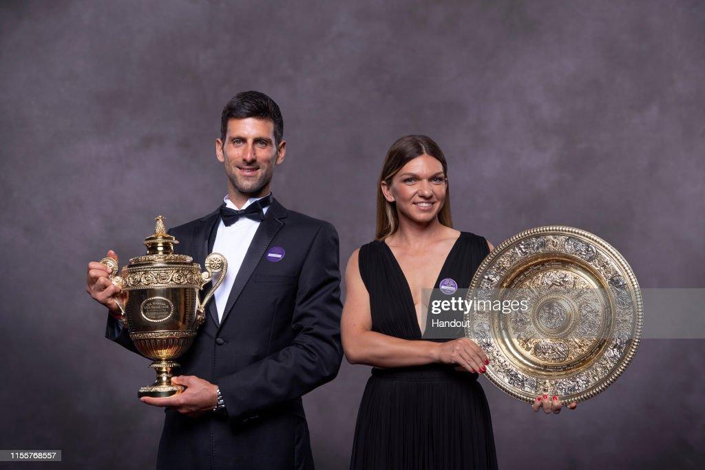 Wimbledon Champions Dinner : ニュース写真