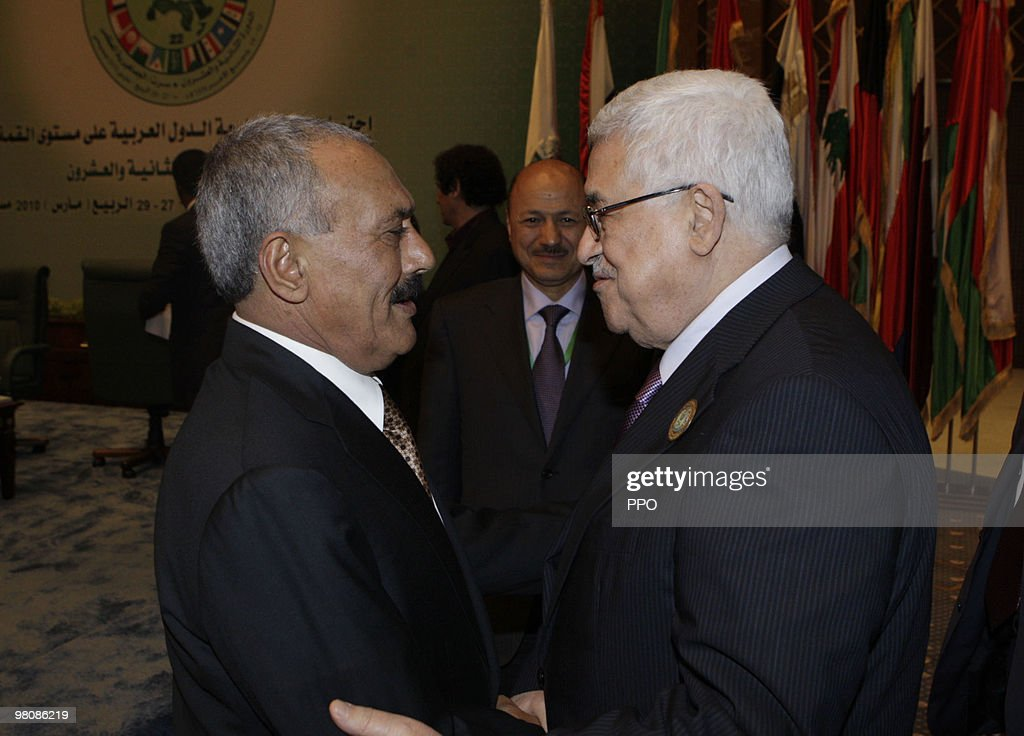 Foreign Leaders Gather In Libya For The Arab Summit