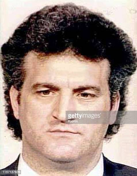 In this handout Joey Buttafuoco in a mug shot circa 2004