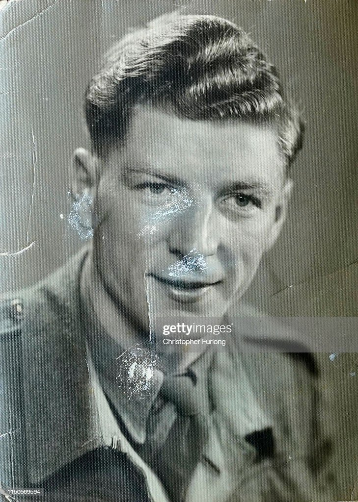 GBR: Portraits Of British D-Day Veterans